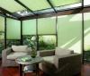 Жалюзи-плиссе для зимних садов