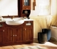 Итальянская мебель в интерьере ванной комнаты