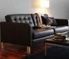 Как определить качество кожаного дивана