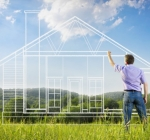 Выбор земли под частный загородный дом для постоянного проживания