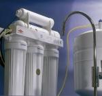 Специальные фильтры для очистки воды