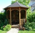 Советы по строительству летнего садового домика
