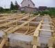 Фундамент под строительство домов