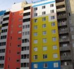 Краска для фасадов зданий