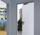 Для интенсивного посещения в помещениях - алюминиевые двери