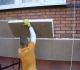 Утепление наружных стен дома пенопластом