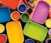 Характеристика красок: клеевые, алкидные, эмульсионные, силикатные