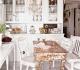 Кухня в стиле шебби шик