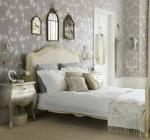 Спальня в стиле «винтаж»