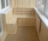 Выбор покрытия для балкона: плитка, доска и другие материалы