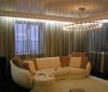 Стильные и практичные натяжные потолки