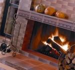 Огнеупорная плитка для печей и каминов
