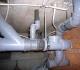 Глубина канализационного трубопровода
