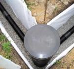Дренажные системы на загородном участке