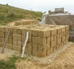 Саман – натуральный стройматериал