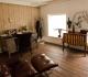 Домашний офис: интерьер в стиле ретро