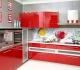 Роскошная кухня: фартуки из стекла с фотопечатью