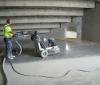 Правила подготовки бетонного пола к нанесению мембранообразующих покрытий