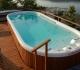 Плавательный спа-водоем: воплощение микрокурорта