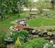 Как создать дизайн сада своими руками без особых финансовых затрат