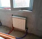 Монтируем систему отопления в квартире
