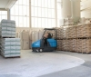 Оборудование, применяемое для уборки складов. Продолжение
