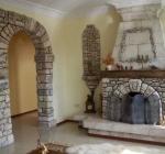 Особенности отделки стен декоративным камнем