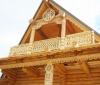 Как оформить резной дом в старорусском стиле