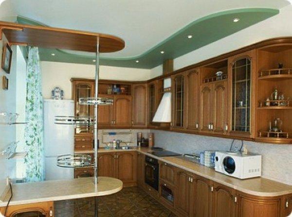 Выбираем потолок для санузла и кухни