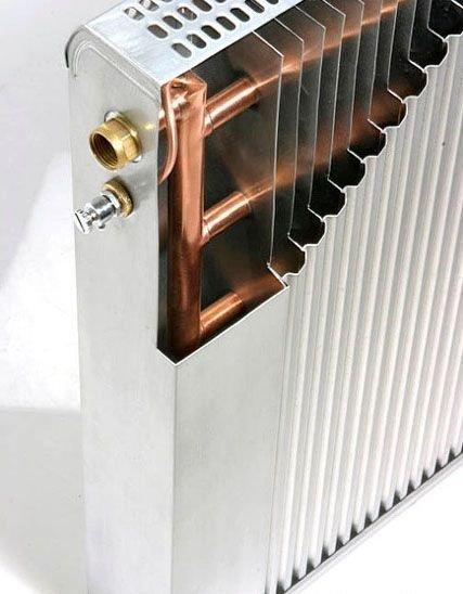 Как выбрать и установить алюминиевый радиатор отопления?