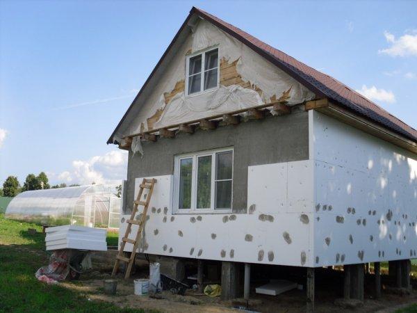 Утепление дома: выбираем идеальный теплоизоляционный материал